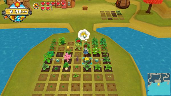 Harvest Moon: One World Crack Free Download